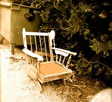 Old Chair by timzig