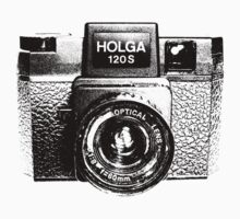 Holga 120S Black (Big) by BKSPicture