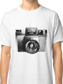 Holga 120S Black (Big) Classic T-Shirt