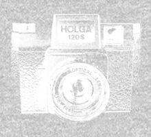 Holga 120S White (Big) Kids Clothes