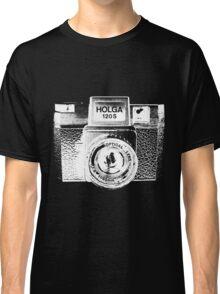 Holga 120S White (Big) Classic T-Shirt