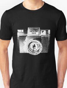 Holga 120S White (Big) Unisex T-Shirt