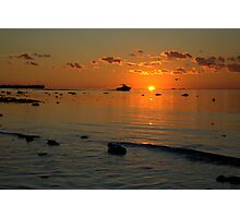 Day's end Photographic Print