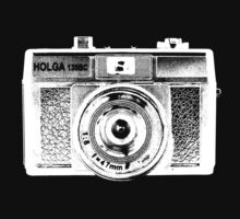 Holga 135 White T-Shirt