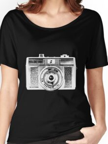 Holga 135 White Women's Relaxed Fit T-Shirt