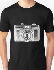 Holga 135 White Unisex T-Shirt