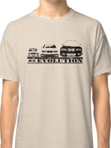 BMW M3 Evolution  Classic T-Shirt
