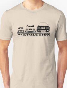 BMW M3 Evolution  Unisex T-Shirt