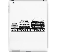 BMW M3 Evolution  iPad Case/Skin
