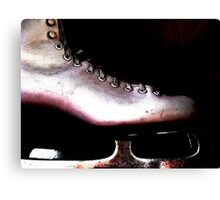 Skate On Canvas Print