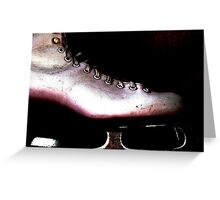Skate On Greeting Card