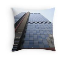 Skyscraper Throw Pillow