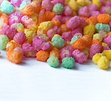 Sugar Rice Puffs by Orla Cahill Photography