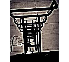 """Aura Rail"" Photographic Print"