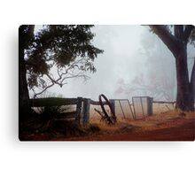 View from my front gate Canvas Print
