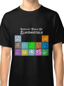 Periodic Table of Elementals Classic T-Shirt
