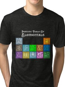 Periodic Table of Elementals Tri-blend T-Shirt