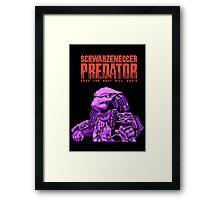 NES Predator: Predator Edition Framed Print