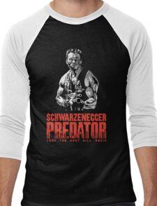 NES Predator: Arnie Edition Men's Baseball ¾ T-Shirt