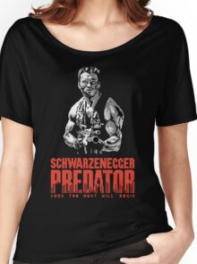NES Predator: Arnie Edition Women's Relaxed Fit T-Shirt