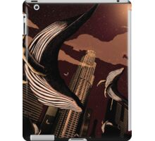 Whale Carnage iPad Case/Skin