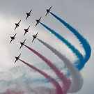 The Red Arrows - Southend by TheWalkerTouch