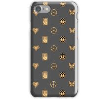 Bizarre Emblems iPhone Case/Skin