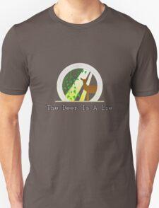 The Deer Is A Lie Unisex T-Shirt