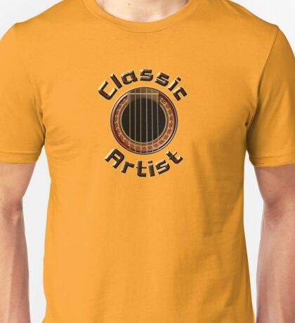Classic Artist Unisex T-Shirt