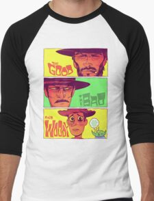 The Good, The Bad and Woody Men's Baseball ¾ T-Shirt