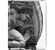 Titans Holding up the World iPad Case/Skin