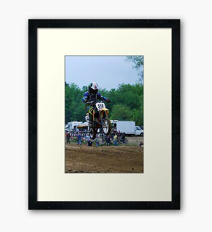 Skowhegan 5/29/11 #6 Framed Print