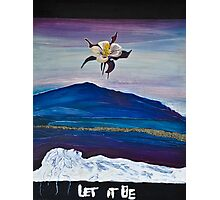 Let it Be Photographic Print