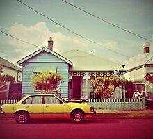 A Northcote Street by gregbriggs