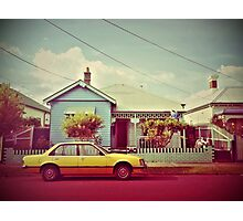 A Northcote Street Photographic Print