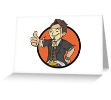 Vault Hunter Jack Greeting Card