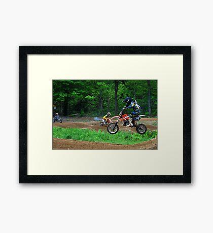 Skowhegan 5/29/11 #11 Framed Print
