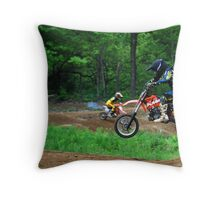 Skowhegan 5/29/11 #11 Throw Pillow