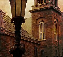 Cathedral - Quebec City by Margaret Goodwin
