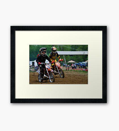 Skowhegan 5/29/11 #14 Framed Print