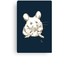 Mouse Pattern Canvas Print