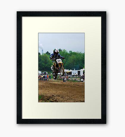 Skowhegan 5/29/11 #15 Framed Print