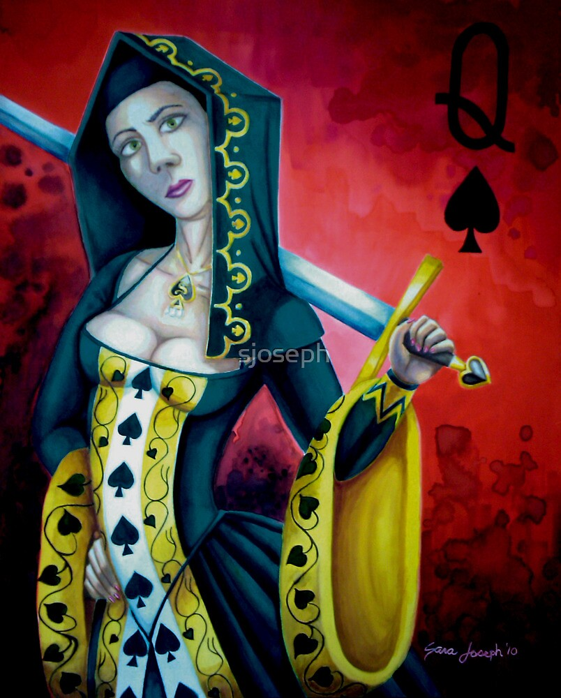 The Queen of Spades by sjoseph