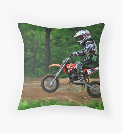 Skowhegan 5/29/11 #17 Throw Pillow