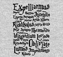Harry Potter Spells, Magic Spelling Unisex T-Shirt