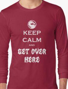 Mortal Kalmbat Long Sleeve T-Shirt