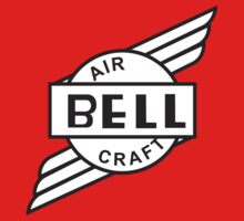 Bell Aircraft Company Retro Logo One Piece - Short Sleeve