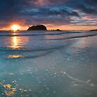Motuotau Dawn Blues by Ken Wright