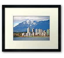 Beautiful British Columbia Framed Print