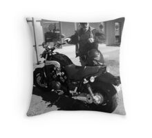 His Pride & Joy Throw Pillow